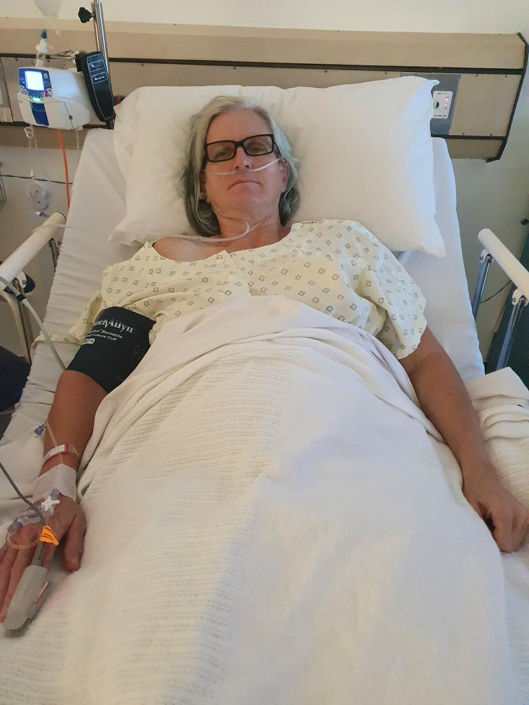 Ipswich woman Belinda Mace is fighting on after being treated for two types of cancer. She received a delayed diagnosis due to communication difficulties associated with her deafness.