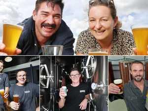Liquid gold: Who's behind Coast's best breweries