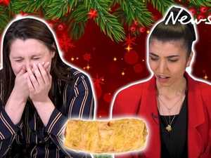 The WEIRDEST Christmas foods from around the world