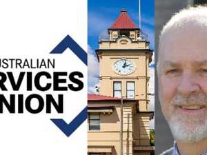 Union plays cat-and-mouse with Gympie council over job cuts