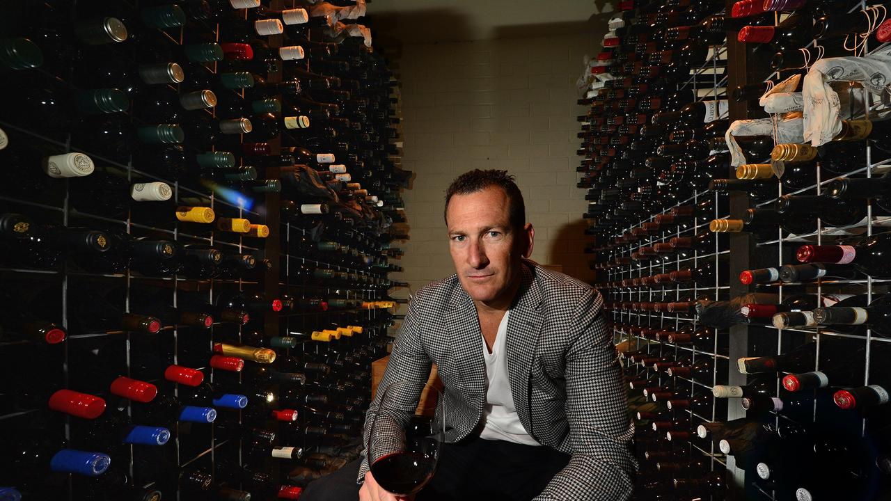 Sunshine Coast lawyer Travis Schultz is known for his food and wine knowledge on the Coast.