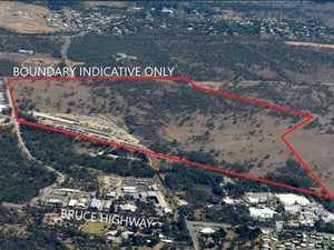 Huge slice of prime development land hits the market