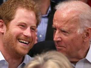 Harry's surprising connection to the Bidens