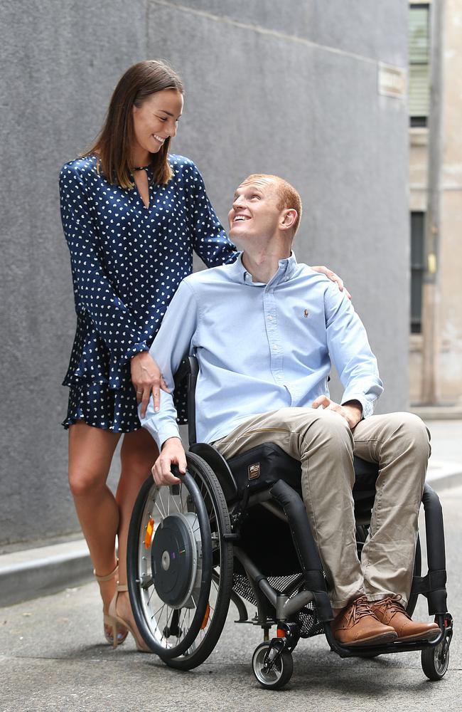 Alex and Teigan McKinnon.