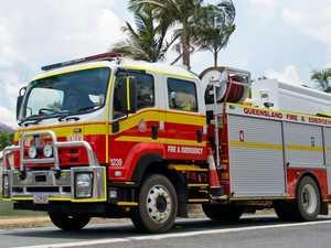 Crews battle 'large' bushfire near Proserpine