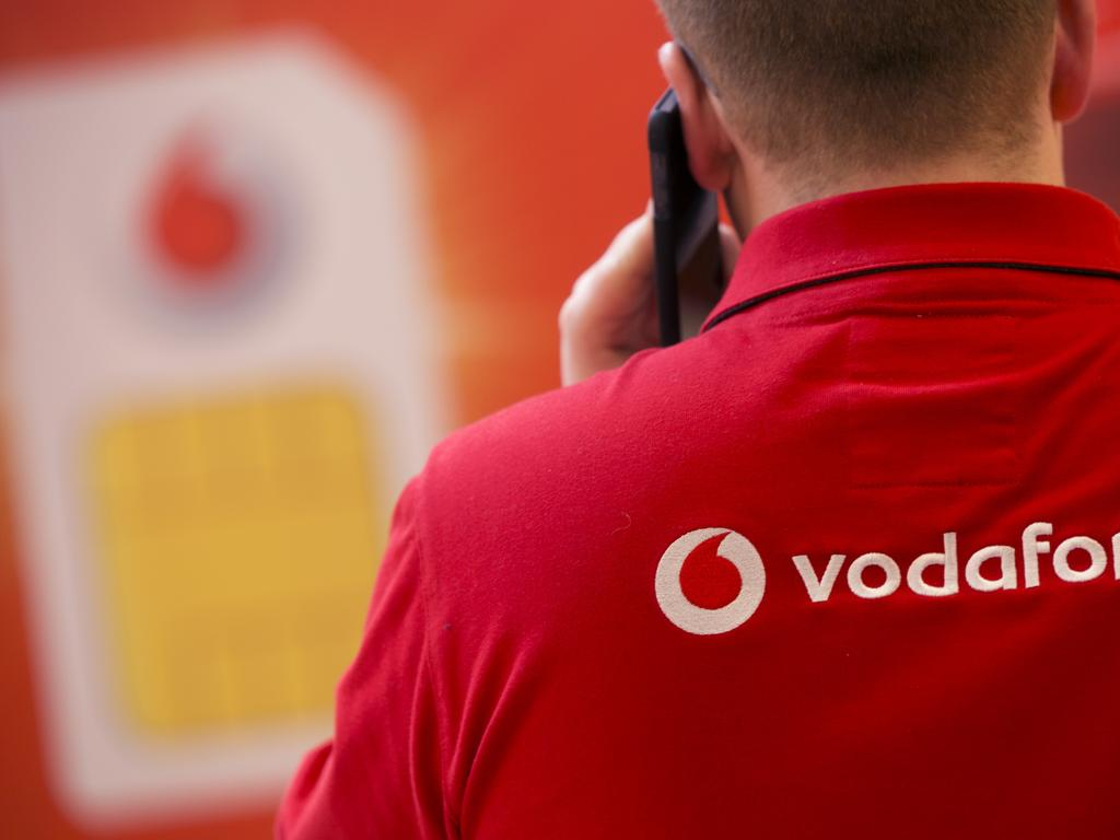 Vodafone recently merged with TPG to better compete with Telstra and Optus, but MVNOs can still offer better value. Picture: Simon Dawson/Bloomberg