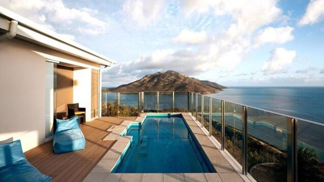 129A Gloucester Ave at Hideaway Bay is for sale at $3,950,000. Picture: realestate.com.au