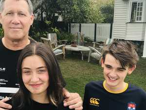 Lockyer uncle steps up to raise children of slain woman