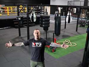 Inside the underworld gym where ex-bikies, killers work out