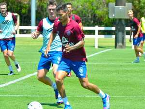The words of wisdom former Socceroo gave to this Mackay star