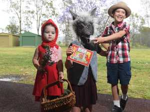 PHOTOS: Cutness overload at Flagstone Book Week day