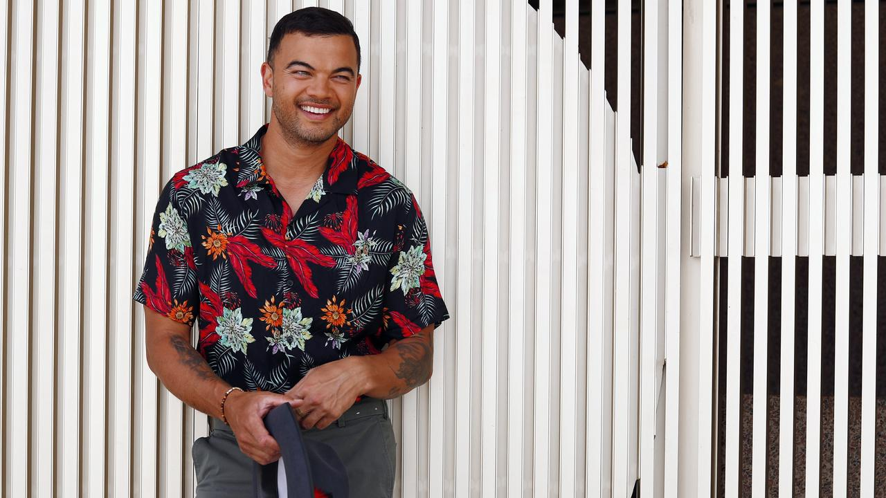 Guy Sebastian will perform at the Bradfield Oration on Friday. Picture: Sam Ruttyn