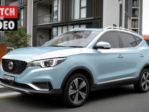 Tested: Australia's cheapest electric car, the MG ZS EV