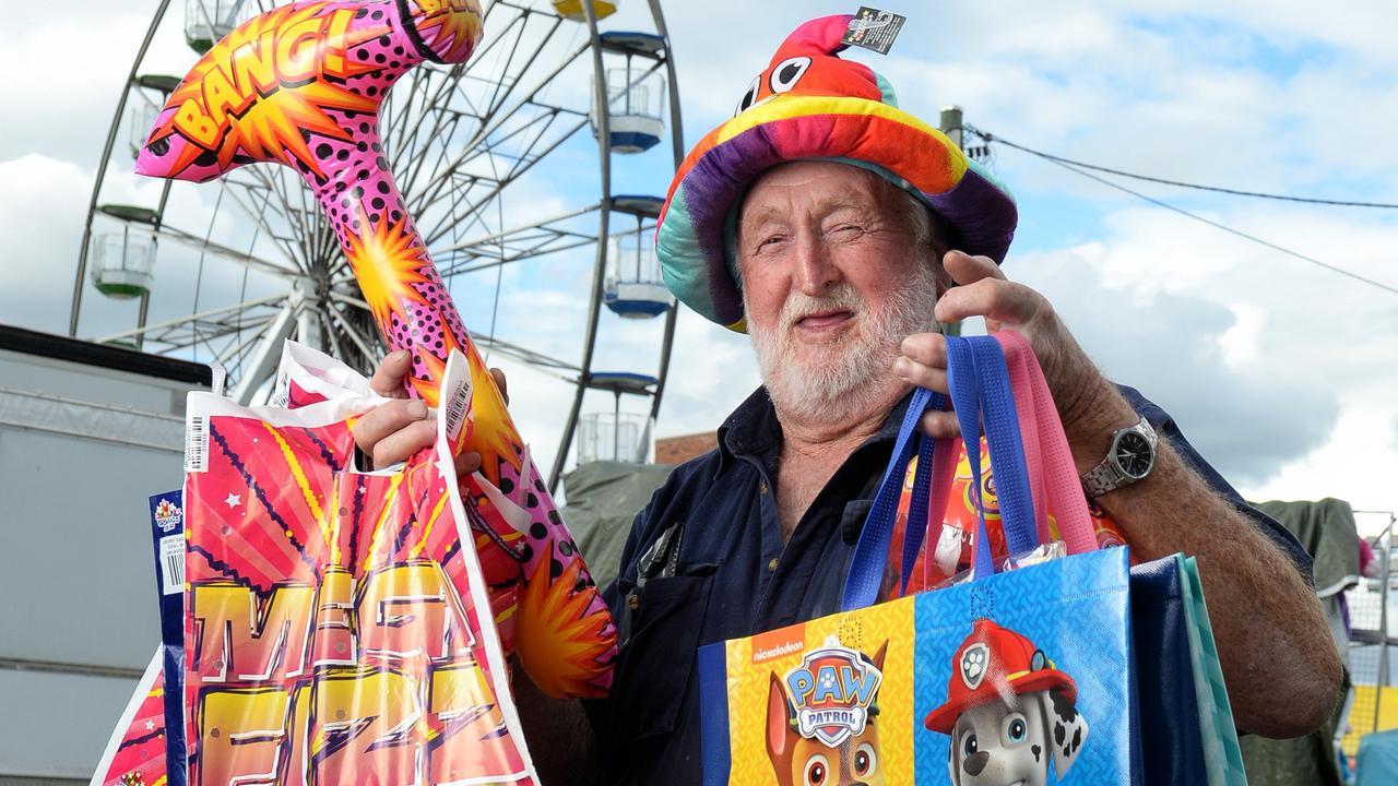Ipswich Show Society president Rusty Thomas sadly passed away on Thursday night, November 12, 2020.