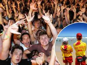 Lifeguards on late-night patrols as schoolies influx nears