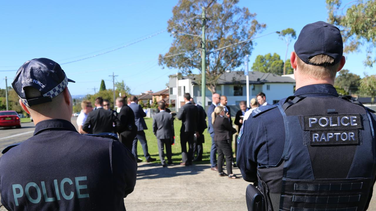 Police are investigating the shooting death of Mejid Hamzy in Condell Park. Picture: NSW Police Force
