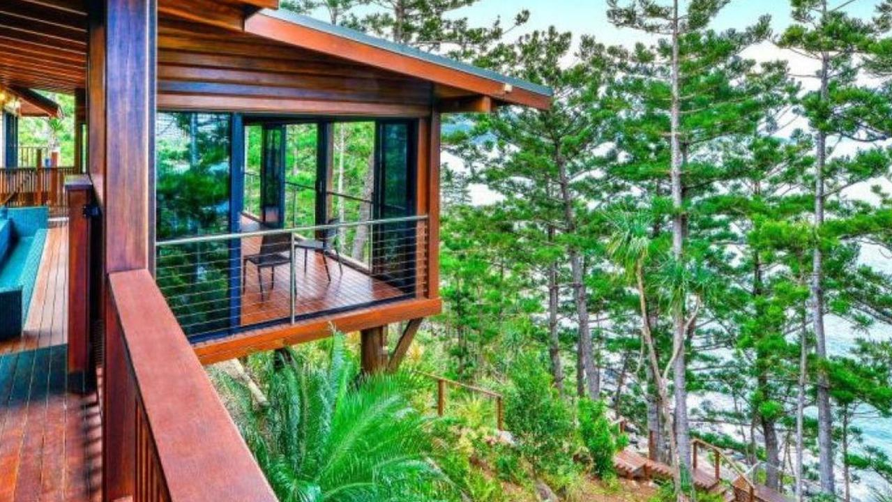 Utopia at 14 Melaleuca Drive, Hamilton Island is on the market for $4,200,000. Picture: realestate.com.au