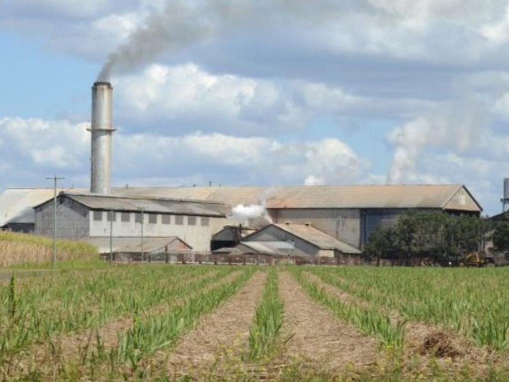 The Bundaberg Sugar Bingera Mill.