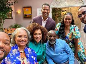 Fresh Prince Reunion trailer has landed