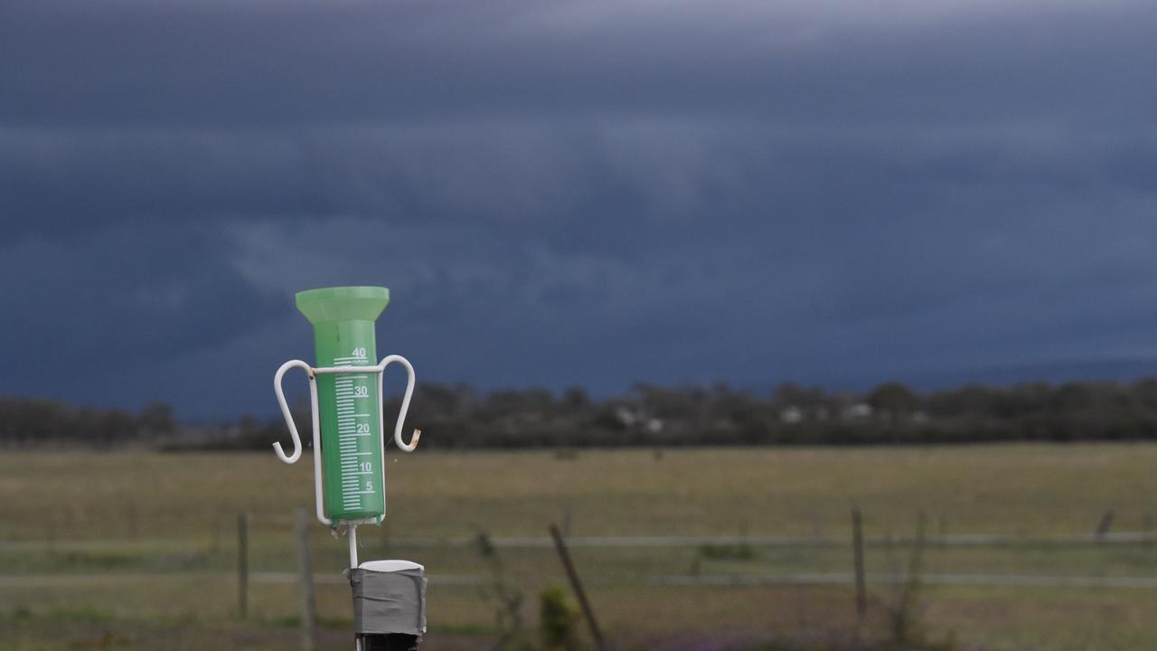 NO RAIN NOVEMBER: Yesterday's small rain gauge collections were Warwick's first for the month. Photo: file
