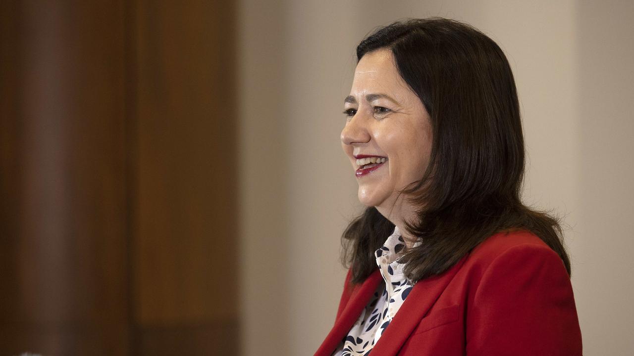 Premier Annastacia Palaszczuk. Picture: Sarah Marshall/NCA NewsWire