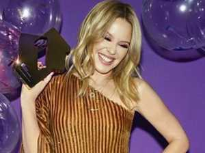 Kylie Minogue takes record from Elton John