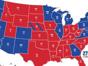 Final state called in US election