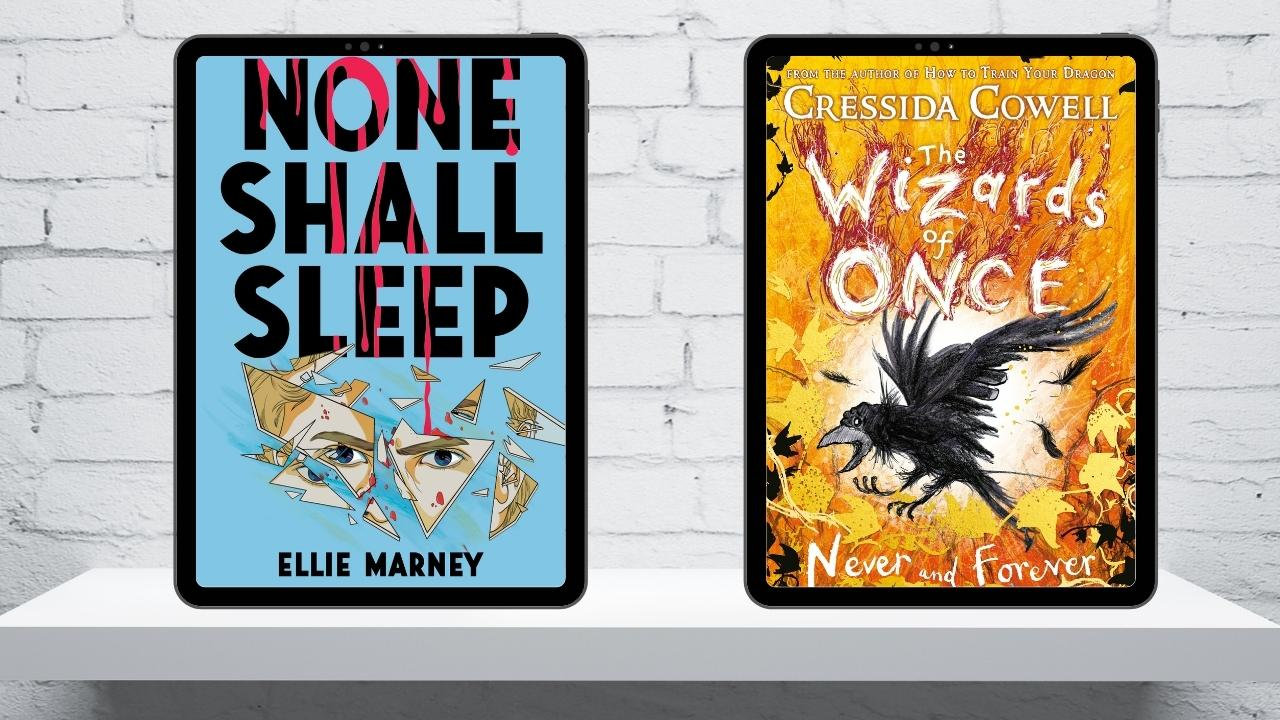 None Shall Sleep is a great Young Adult thriller for teens.
