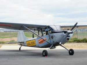 Sparkies hitting the skies for aerial inspections