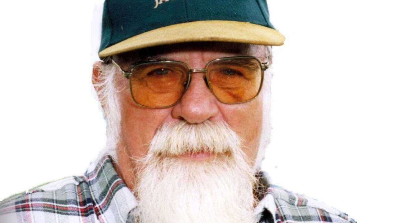Fraser Island tourism pioneer Sid Melksham has died. Picture Supplied