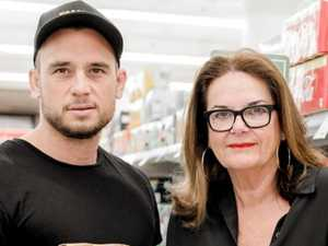 Mum and son land $4m supermarket deal