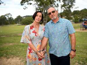 'When he kills me': Clarkes' fight to save other families