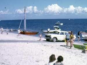 Queensland State Archives photos of Sunshine Coast from 1970s