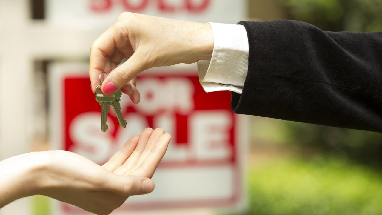 The report said commercial real estate was recovering, and the residential market 'rising'.