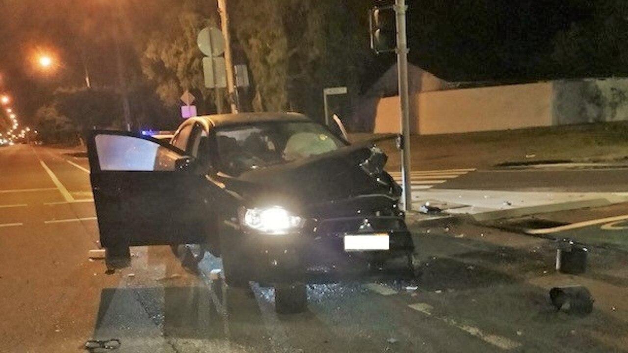 A young man has been charged after a crash at Bokarina on November 15.