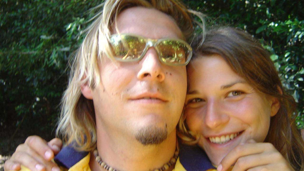 File photo Simone Strobel with her boyfriend, Tobias Suckfuell. Photo Contributed