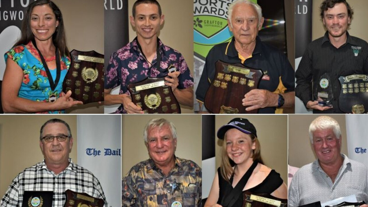 2020 Clarence Valley Sports Awards at Grafton District Services Club on 14th November, 2020.