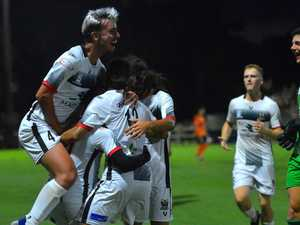 Signs 'promising' for 2021 NPL return after Roar friendly