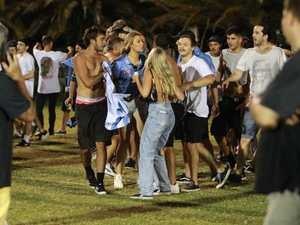 Woman's alleged assault sparks brawl at grand final