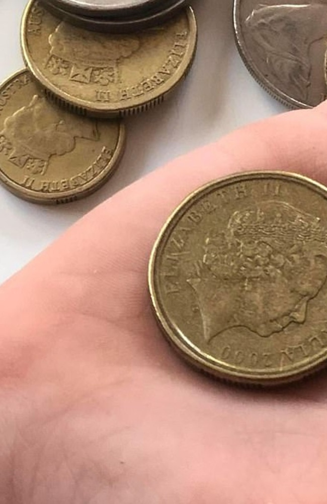 This rare $1 coin could be worth thousands. Picture: Facebook