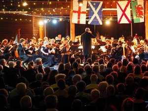Jazzing it up with the Rockhampton Symphony Orchestra