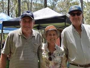 Photos: Gladstone Rotary Markets