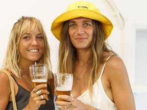 Eu-beauty! Brewery partnership draws a crowd