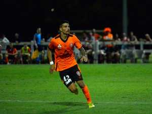 Young striker draws praise after pre-season cameo for Roar