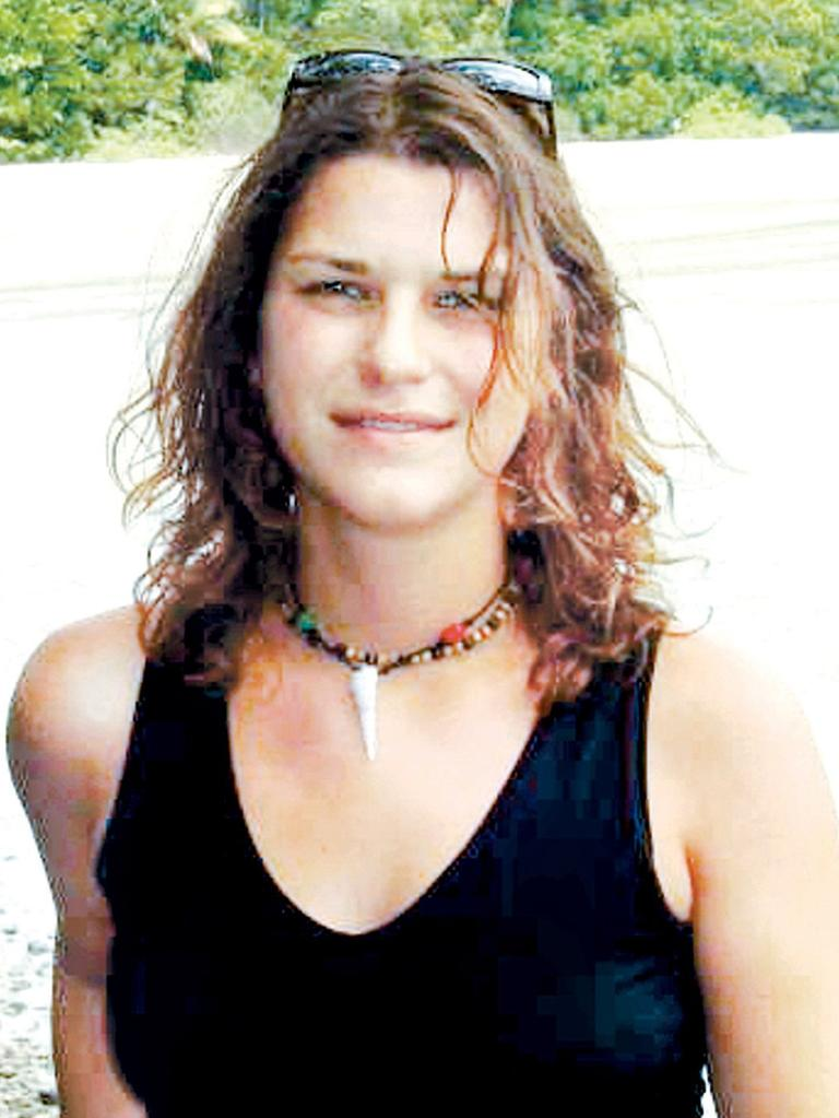 German backpacker Simone Strobel was found murdered in Lismore in 2005. Photo Contributed