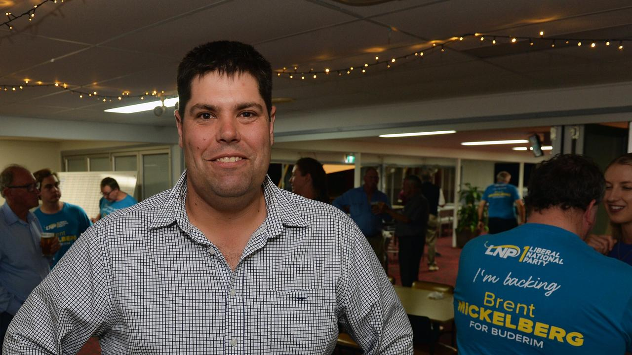 Brent Mickelberg will handle the employment and small business portfolio.