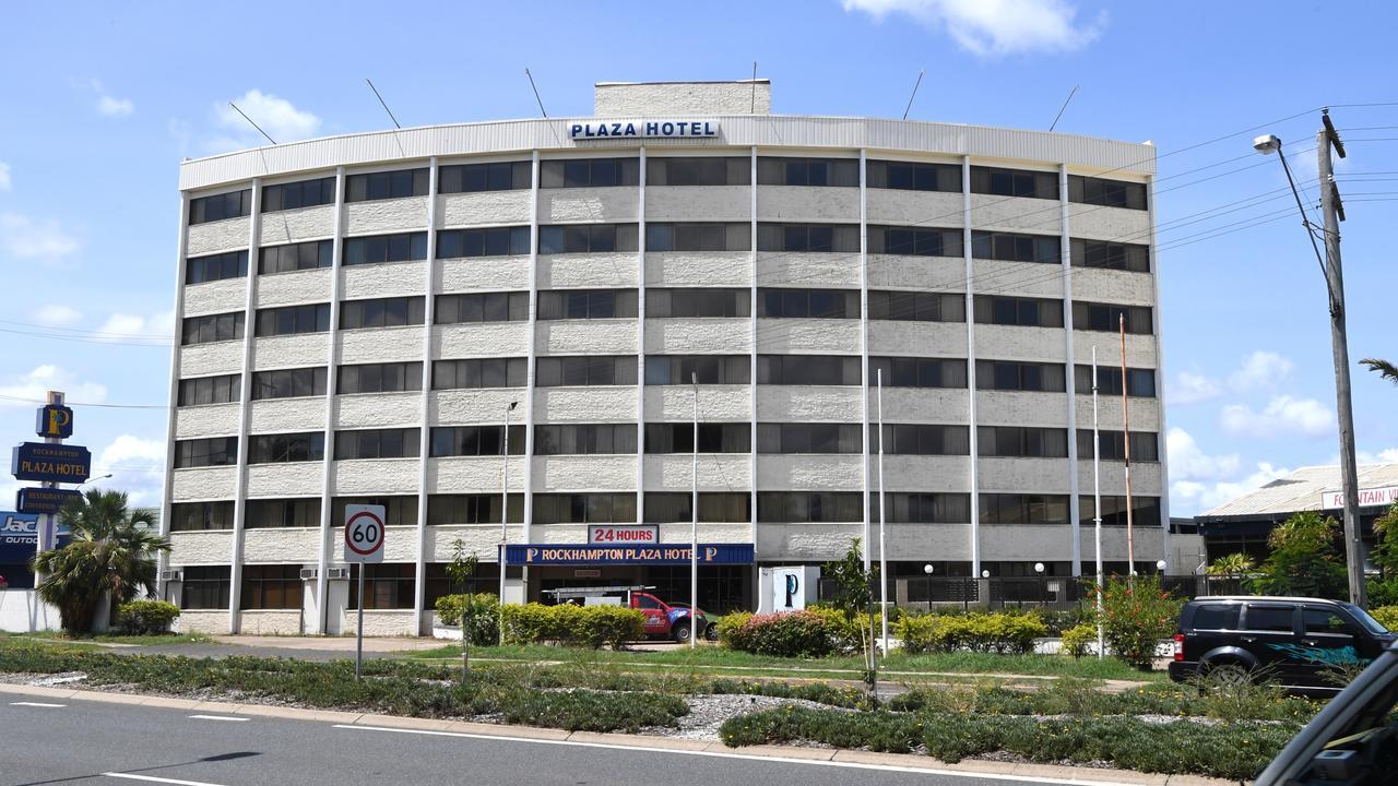 Plaza Hotel South Rockhampton