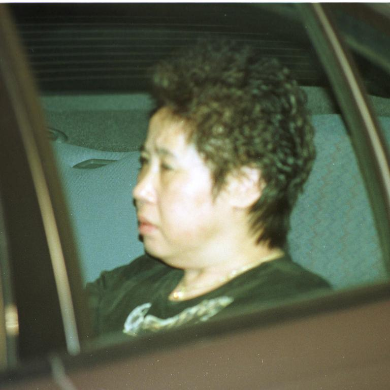 Wife of missing Japanese businessman, Hamago Kitayama, Akiko Kitayama, charged with his murder. Picture: GEOFF MCLACHLAN
