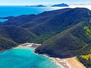 Big trouble on island paradise