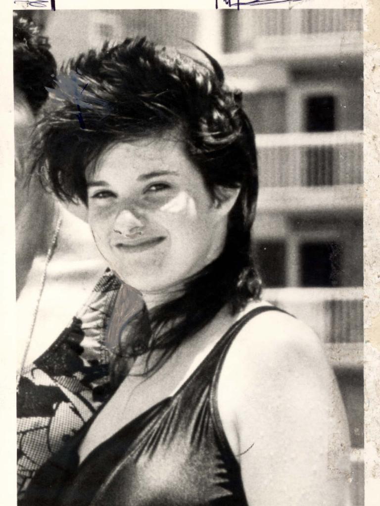 Murder victim Michelle Cohn.